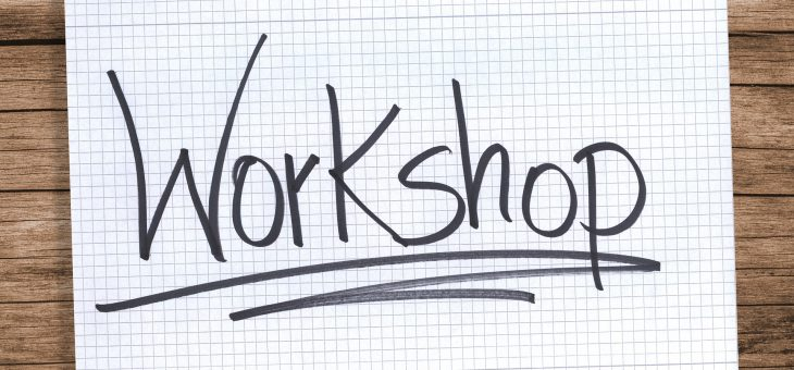 08th of April: All day Workshop
